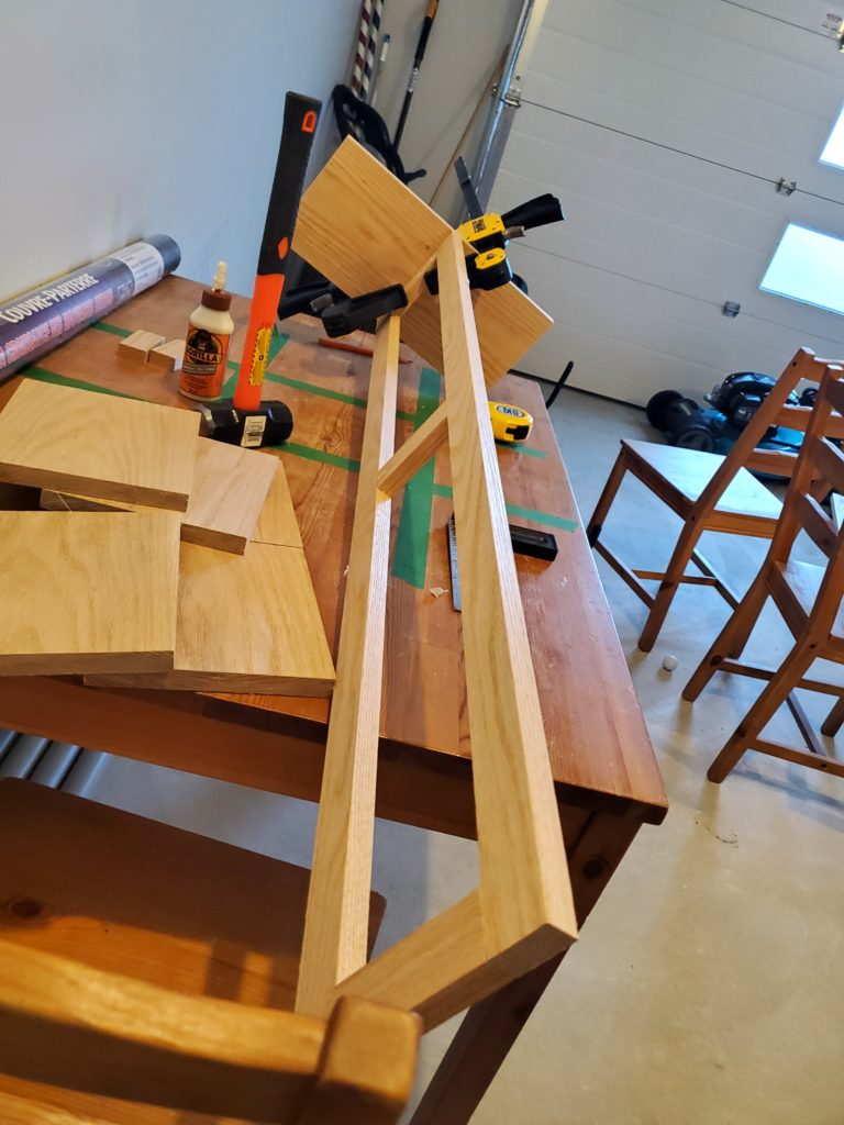 woodworking plant stand diy 2