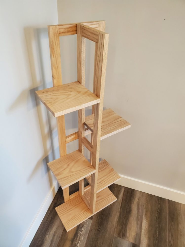 Plant Stand DIY Guide