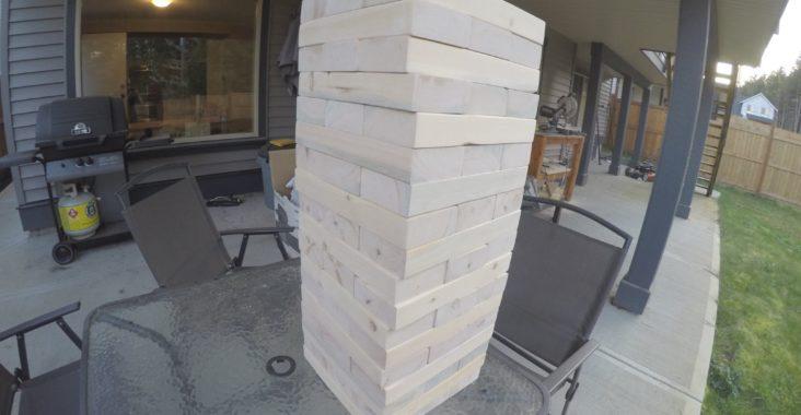 giant jenga set